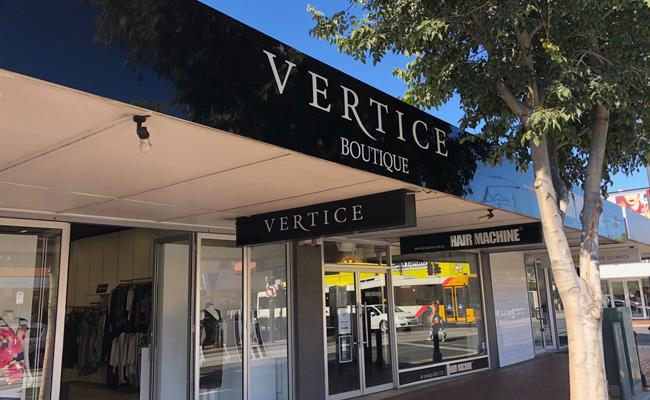 11: Shop Branding – Vertice