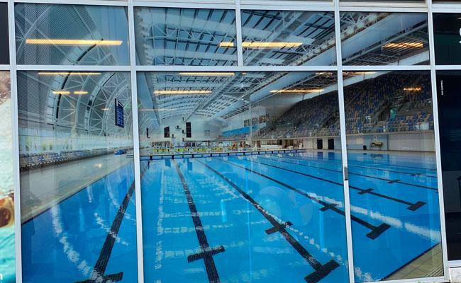 16 Two Way Vision – Aquatic Centre