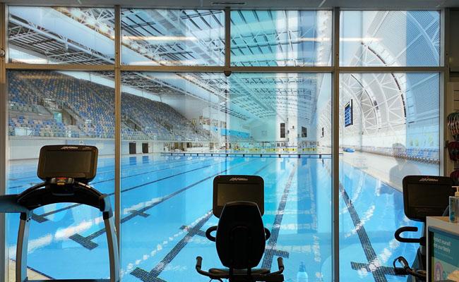 18 Two-Way Vision – Aquatic Centre