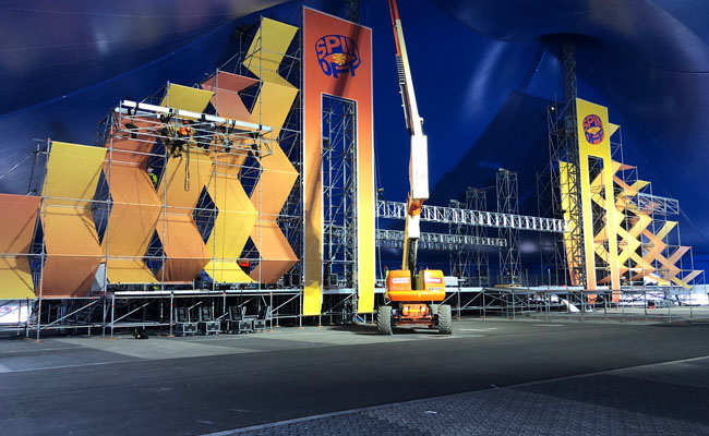 33 Stage Banners – Nexstage