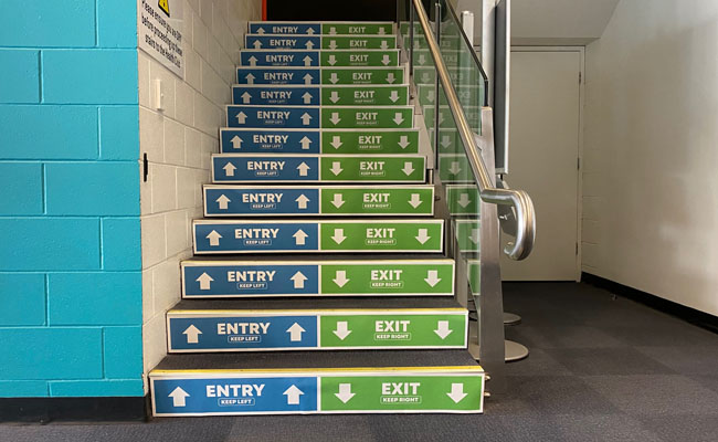 37 Stair Graphics