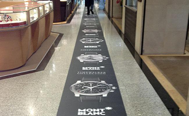 39 Floor Graphics