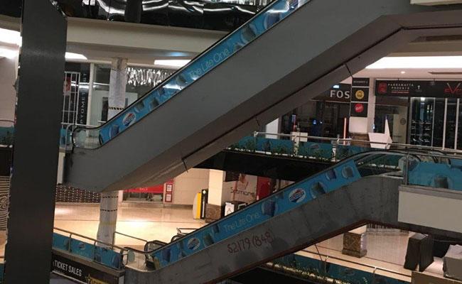 68 Escalator Wraps
