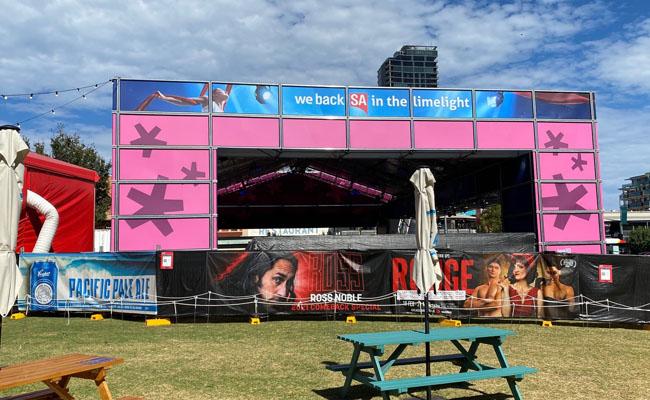 85 – Fringe Outside Event Tent